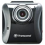 TRANSCEND - Dash Cam DrivePro 100 + SD 16GB Sensore Full HD...