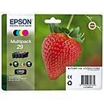 EPSON - C13T29864012 Cartuccia Ink Originale Nera Gialla...