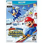 NINTENDO - WiiU - Mario & Sonic ai Giochi Olimpici Invernali...