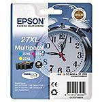 EPSON - C13T27154010 Cartuccia Ink Originale Gialla Ciano...