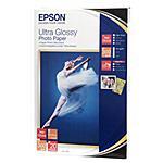 EPSON - Carta Foto Lucida Ultra 10x15cm 20 ff
