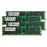 TRANSCEND - Memoria Dimm JetMemory 64GB (4 x16GB) DDR3 1600Mhz...