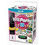 NINTENDO - WiiU - Wii Party U + Telecomando Nero