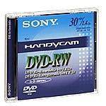 SONY - DVD + RW 1.4 GB 2x 30 DMW30-A