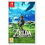 NINTENDO - Switch - Legend of Zelda: Breath of the Wild