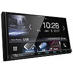 KENWOOD ELECTRONICS - DMX7017BTS 200W Bluetooth Nero autoradio