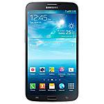 SAMSUNG - Galaxy Mega Black Display 6.3