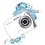 EASYPIX - Fotocamera Impermeabile 10 Megapixel Colore Bianco