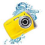 EASYPIX - Fotocamera Impermeabile 10 Megapixel Colore Giallo