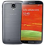 SAMSUNG - GT-I9515 Galaxy S4 Silver Display Super Amoled 5