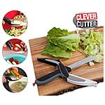 MADPRICE GROUP - Madpprice - Clever Cutter: 2 In 1 Tagliere E...