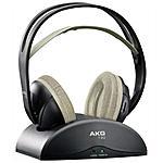 AKG - Cuffie Dinamiche Wireless con Fascia Autoregolante...