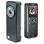 KODAK - Playfull ZE1 Nero + SD 4GB + Borsa Sensore CMOS...