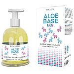 BIOEARTH - Aloebase Kids Sapone Delicato 250 Ml Con Latte...