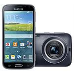 SAMSUNG - Galaxy K Zoom Black Hexa Core Display 4.8