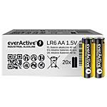EVERACTIVE - Batterie Everactive Lr6 Stilo Aa Industriali...