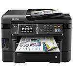 EPSON - WorkForce WF-3640DTWF Stampante Multifunzione...