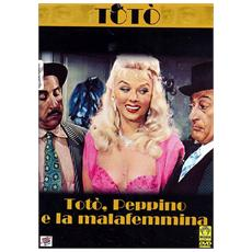 Dvd Toto', Peppino E La Malafemmina