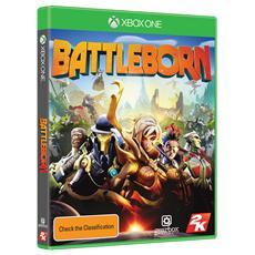 XONE - Battleborn