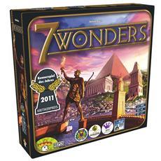 7 Wonders - Scatola Base