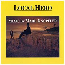 CD LOCAL HERO (colonna sonora)