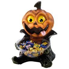 Portacaramelle Halloween Candy Bowl Holder Pumpkin 50 Cm