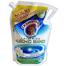 Lavatrice Liquido Sacco 23 Mis. Muschio Bianco Detergenti Casa