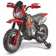 Motorcycle Cross 400f 6V Velocità Max 3 km / h
