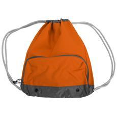 Athleisure Sacca A Spalla Idrorepellente (taglia Unica) (arancio)