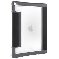 """Dux Plus 9.7"""" Custodia a libro Nero compatibile Apple iPad"""