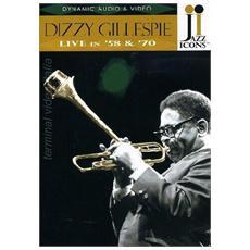Dvd Gillespie - Live In '58 & '70