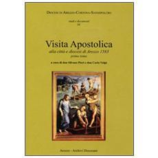 Visita apostolica alla città e diocesi di Arezzo 1583
