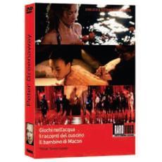 Dvd Peter Greenaway (3 Dvd)