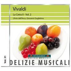 Vivaldi - La Cetra Ii Vol. 2