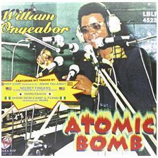 William Onyeabor - Atomic Bomb Remix