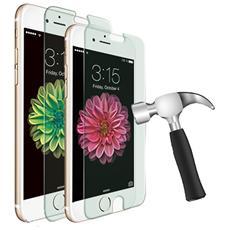 Vetro temperato protettivo per iphone 6 iphone 6 plus protezione schermo