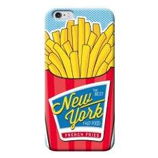 Cover French Fries in TPU per iPhone 7 Plus
