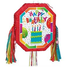 Pinatas Happy Birthday Rosa