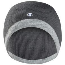 Cappellino Reversibile Unica Grigio