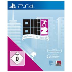 Olliolli2 Welcome To Olliwood Playstation 4