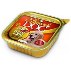 Patè Con Pollo E Riso Per Cuccioli Special Dog Monge 150g X 10 Vaschette
