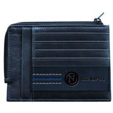 45cb06c2b9 ENZO CASTELLANO - Portacarte Ssc Napoli Prodotto Ufficiale