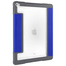 "Dux Plus 9.7"" Custodia a libro Blu compatibile Apple iPad"