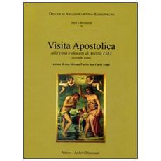 Visita apostolica alla città e diocesi di Arezzo 1583. Vol. 2