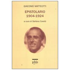 Epistolario (1904-1924)