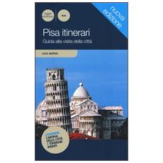 Pisa itinerari. Guida alla visit della città