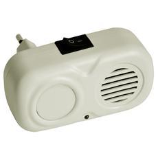 Repellente ultrasuoni elettrico dissuasore topi e insetti Mq 60 Maurer