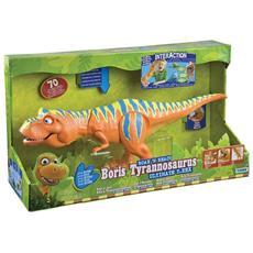 Dino Train Boris Tirannosauro Rex Interattivo