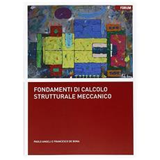 Fondamenti di calcolo strutturale meccanico