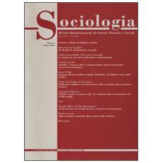 Sociologia. Rivista quadrimestrale di scienze storiche e sociali (2012) . Vol. 2 Sociologia. Rivista quadrimestrale di scienze storiche e sociali (2012)